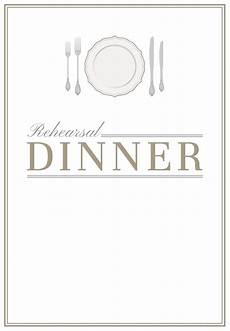 Dinner Invites Templates Free Elegant Setting Free Printable Rehearsal Dinner Party
