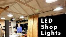 Best Lighting For Machine Shop Upgrade Your Shop Lighting With Led Technology Darbin