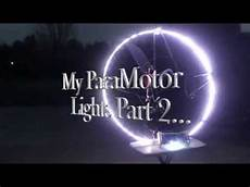 Paramotor Lights My Paramotor Lights Part 2 Youtube