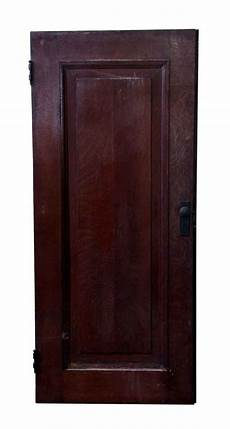 single panel solid wood cabinet door olde things