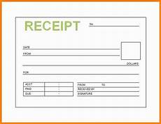 receipt template app 6 electronic receipt template penn working papers