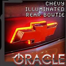 Lighted Chevy Bowtie Grille Emblem 2014 2015 Chevy Illuminated Led Rear Bowtie Emblem