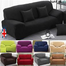 2 Sofa Cover For 3 Cushions 3d Image by 1 2 3 Seater Sofa Slipcover Stretch Protector Soft