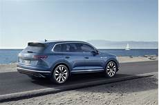 Touareg Vw 2019 by New 2019 Vw Touareg Is Bigger Lighter More Attractive