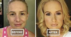 22 before and after pics reveal the power of makeup by