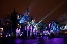 Brussels Christmas Market Light Show My 30 Best Experiences In Belgium