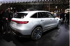 mercedes electric car 2020 2020 mercedes eqc borgward electric and