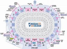 New York Islanders Coliseum Seating Chart New York Islanders Seating Chart Nassau Coliseum Tickpick