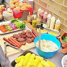 Summertime Party Menus Ideas For Feeding A Crowd Reunions Summer And Baptisms