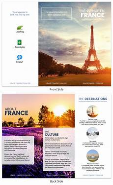 Travel Guide Brochure Template 21 Brochure Templates And Design Tips To Inform Your