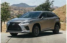2020 lexus rx 350 f sport suv refreshed 2020 lexus rx all you need to u s news
