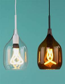 Light Bulb Shades Bronze Vessel Flat Cut Lamp Glass Lamp Shade Plumen Uk