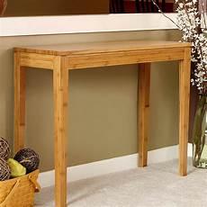 Bamboo Sofa Table 3d Image bamboogle brazil bamboo console table reviews wayfair