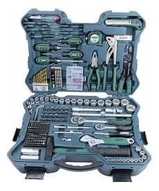 Werkzeugset Heimwerker by Makita P 90532 Heimwerker Werkzeugset Im Koffer 227teilig