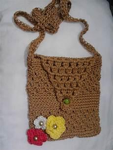 kreaciones m a bolsos tejidos a crochet
