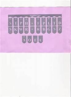 Steno Machine Keyboard Chart Keyboard Chart Stenography Keyboard Lessons Keyboard