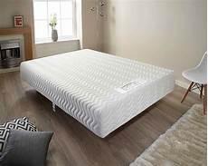 3ft 4ft6 5ft 6ft relief memory foam mattress for