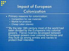 Reasons For European Exploration Eurpean Exploration And Empire Building