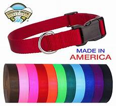Country Brook Design Dog Collars Country Brook Design 174 10 Deluxe Dog Collars