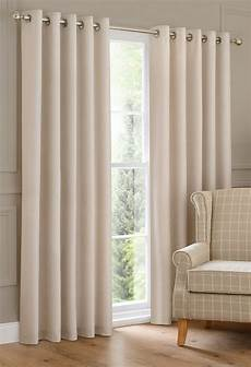 Curtain Images Montana Eyelet Lined Curtains Stock