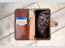 Hand and Hide Custom iPhone 11 Pro Max Wallet Phone Case