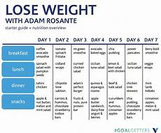 welcome to your 8 week lose weight challenge what s