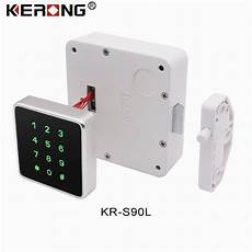 china customized bluetooth electronic cabinet lock