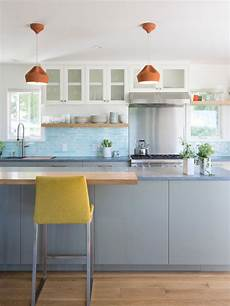 Light Blue Kitchen Tiles Light Blue Backsplash Houzz