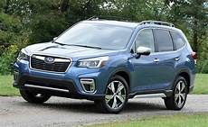 the 2019 subaru forester review 2019 subaru forester ny daily news