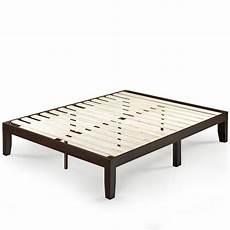 timber wood bed frame king single