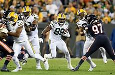 Packers Wr Depth Chart 2015 Packers 2018 Depth Chart Predictions Running Back