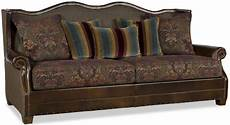 fancy brown sofa
