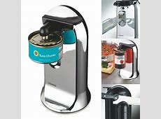 Kenwood 3 in 1 Automatic Can Bottle Opener Knife Sharpener