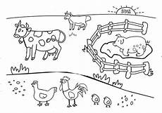 Farm Animal Outlines Farm Animal Template Animal Templates Free Amp Premium