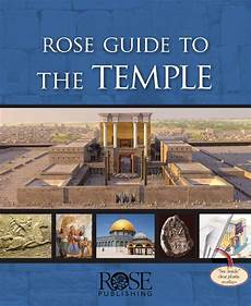 Rose Publishing Charts New Rose Guide To The Temple Selected Pages By Rose