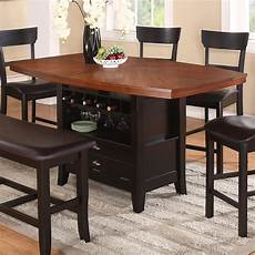 barrel studio wachusett counter height dining table