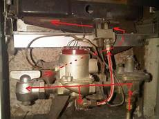 How To Light A Old Furnace How To Turn Off This Old Wall Heater Pilot
