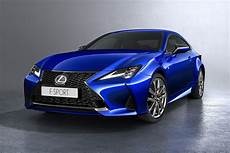 2019 lexus coupe 2019 lexus rc coupe 3 updates to look forward to in