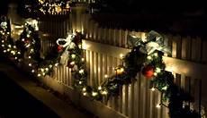 Chain Link Fence Christmas Lights Atlanta Fence Company Fence Builders Ga