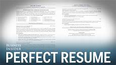 How A Resume Looks Like A R 233 Sum 233 Expert Reveals What A Perfect R 233 Sum 233 Looks Like