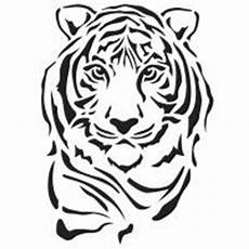 Malvorlagen Tiger Woods A In Black And White Vector