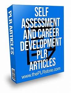 Career Development Articles Self Assessment And Career Development Plr Articles