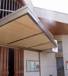 tettoia a sbalzo in legno tettoia a sbalzo asg s r l