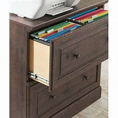 2 drawer storage organizer lateral file cabinet heritage