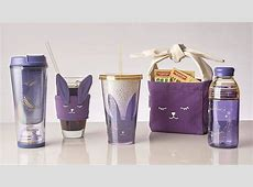 Starbucks Has A Bunny Themed Tumbler Collection   FN