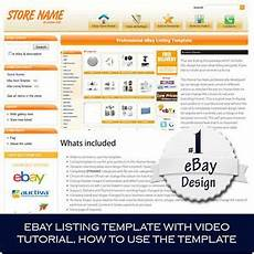 Designs Ebay Full Ebay Store Template Design Package Matching Listing