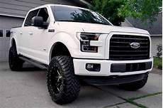 Anzo Lights F150 2015 2017 F150 Anzo Led Outline Projector Headlights