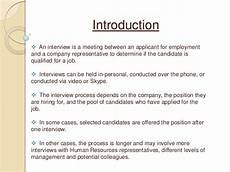 Introduction For Interview Self Introduction Interview Essay Examples Homework For You