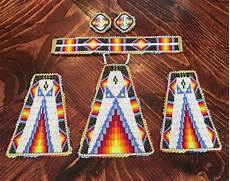 beadwork powwow powwow beaded s set beadwork