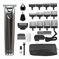 Ion Slate Wahl Stainless Steel Lithium Ion 2 0 Slate Beard Trimmer
